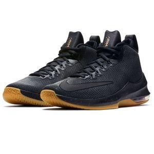 Nike Men's Air Max Infuriate Basketball Shoes